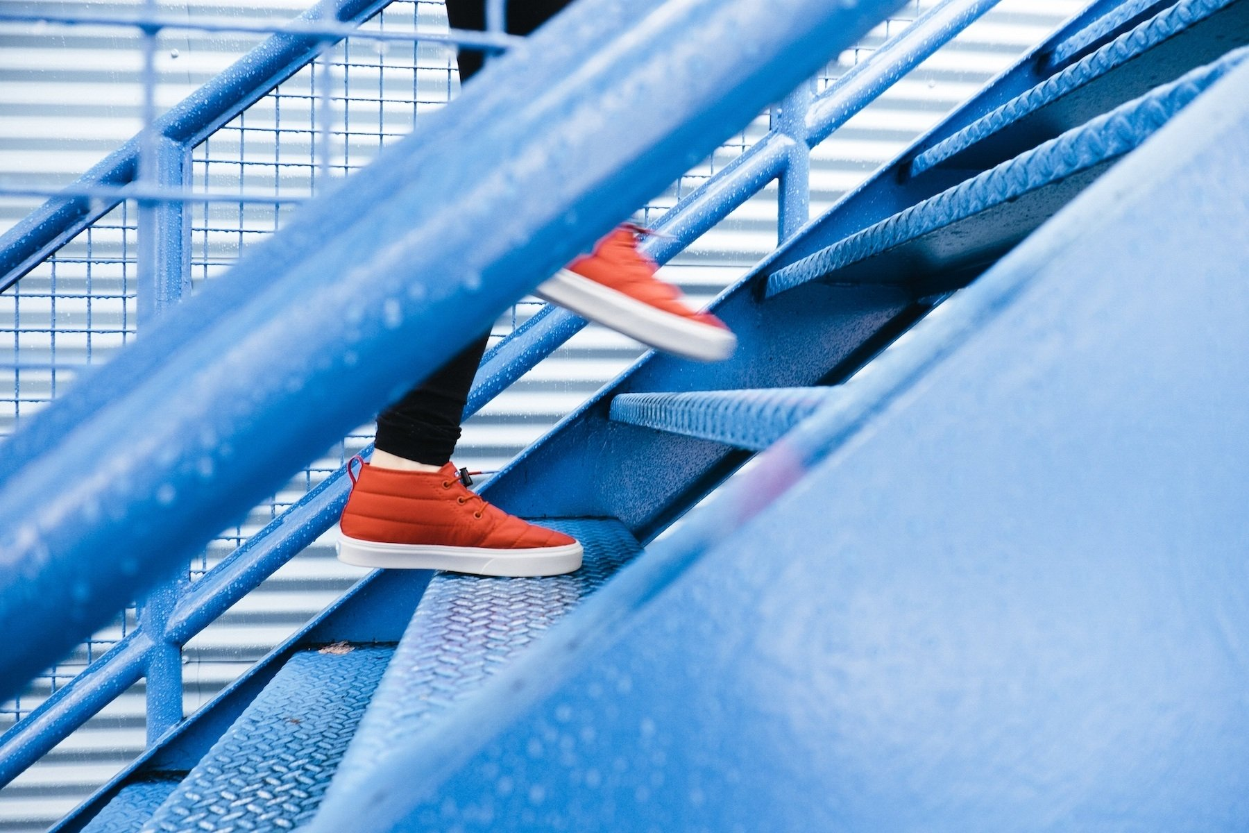 A escada do sucesso
