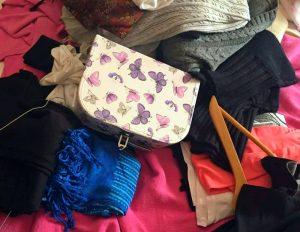 arrumar roupa