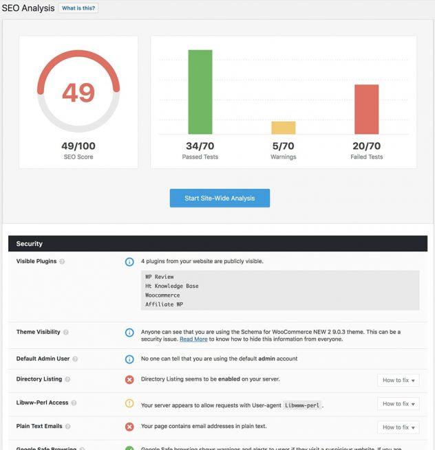analise de seo para blogs através da ferramenta de rank math