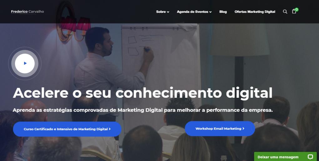 cursos de marketing digital - frederico carvalho