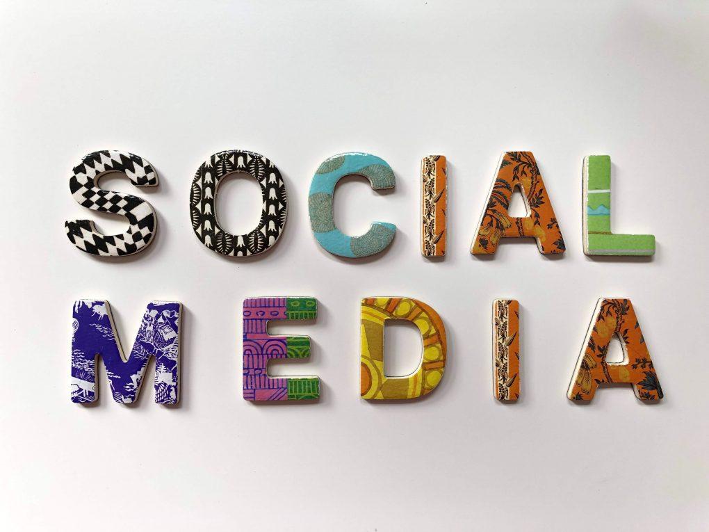 carreira em marketing digital simbolo social media