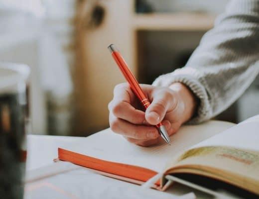 dicas de escrita