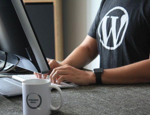 ideias site wordpress