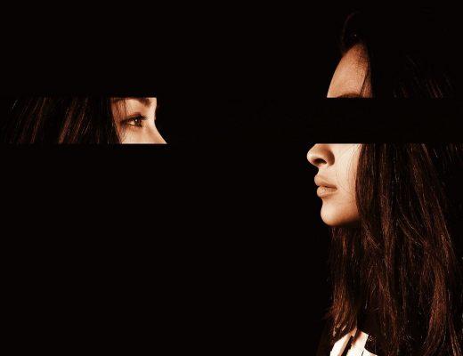 mulher a lidar com o síndrome do impostor