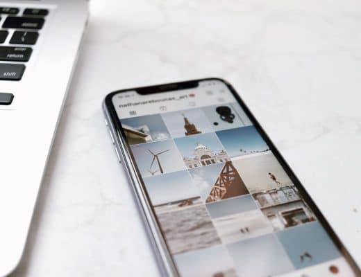 usar o instagram para o teu blog