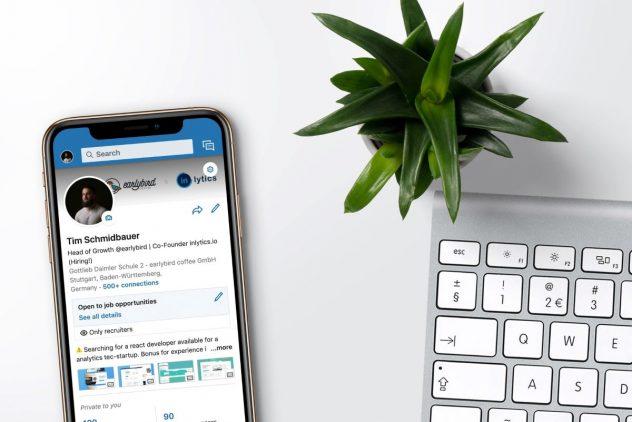 usar o linkedin para aumentar as visitas do blog