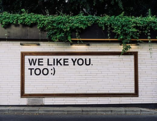the social dilemma we like you too wall