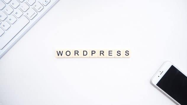 usar o wordpress