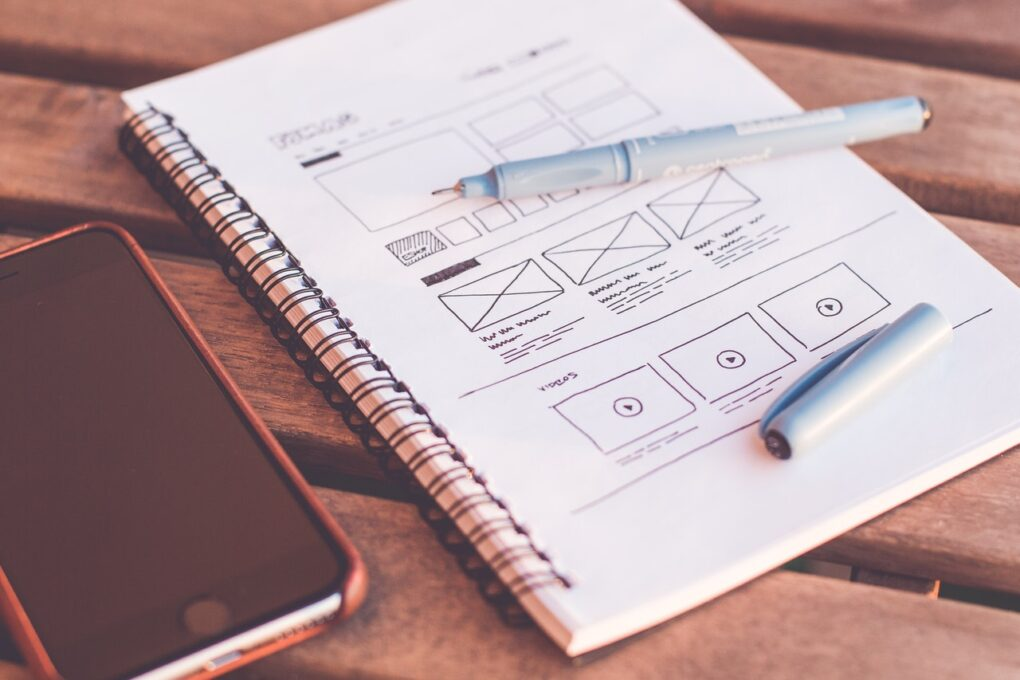 competencias para blog design web