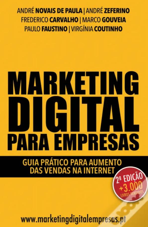 livros de marketing marketing digital para empresas